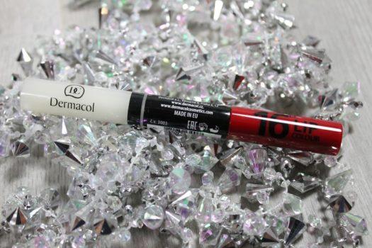 Tańszy zamiennik Lipsense: Dermacol 16H Lip Colour
