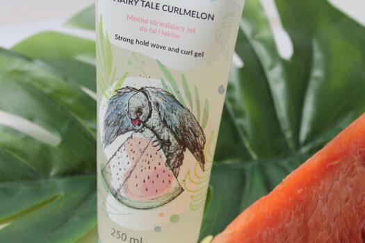 Curlmelon Hairy Tale
